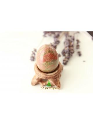 Камень унакит яйцо (AK0193)