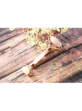 Роликовый массажер из натурального камня (AK0215)
