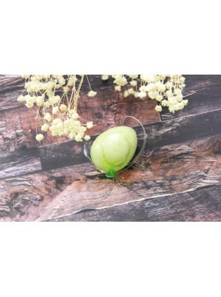 Массажное яйцо из нефрита 4 см (AK0225)