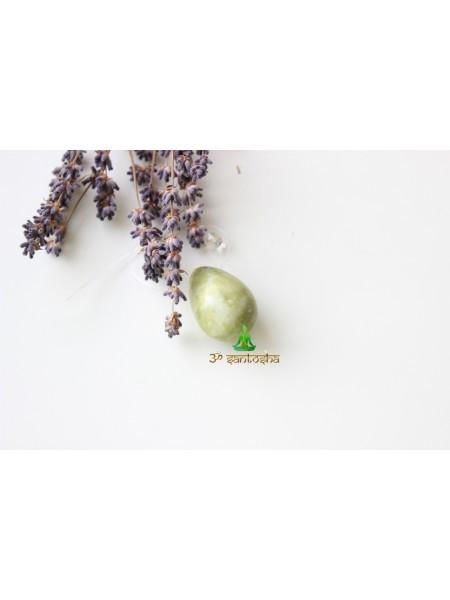Массажное яйцо из нефрита 3 см (AK0226)