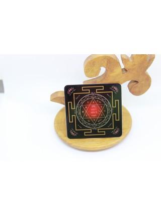 Янтра Лакшми (5х5см) (AK0234)