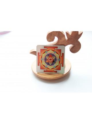 Янтра Васту Сурия (Солнце) (5х5см) (AK0237)