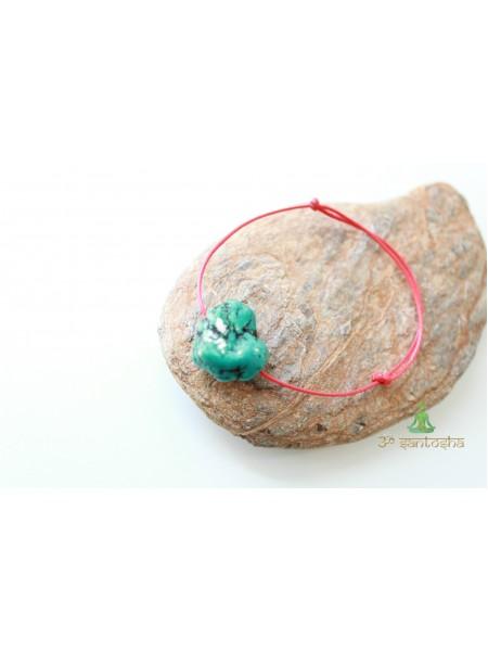 Браслет амулет, с натуральным камнем защитный (BR0164)