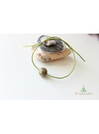 Браслет амулет, с натуральным камнем защитный (BR0173)