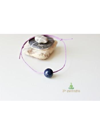 Браслет амулет, с натуральным камнем защитный (BR0176)