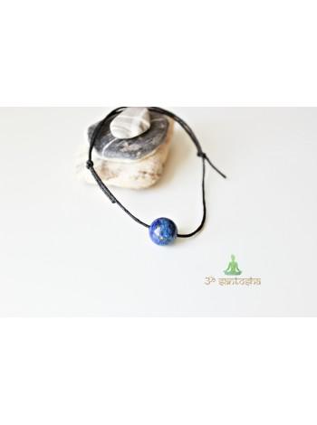 Браслет амулет, с натуральным камнем защитный (BR0178)