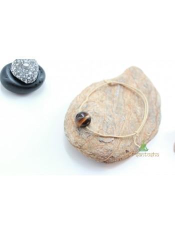 Браслет амулет, с натуральным камнем защитный (BR0196)