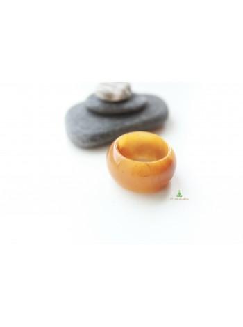 Кольцо из кальцита (DF0001) 12мм