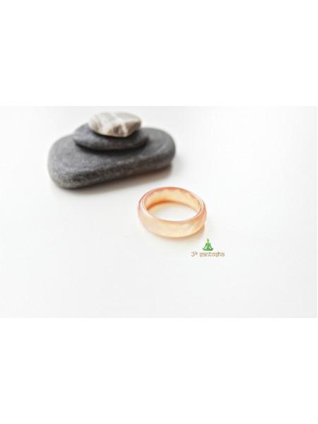 Кольцо из сердолика (DF0005)