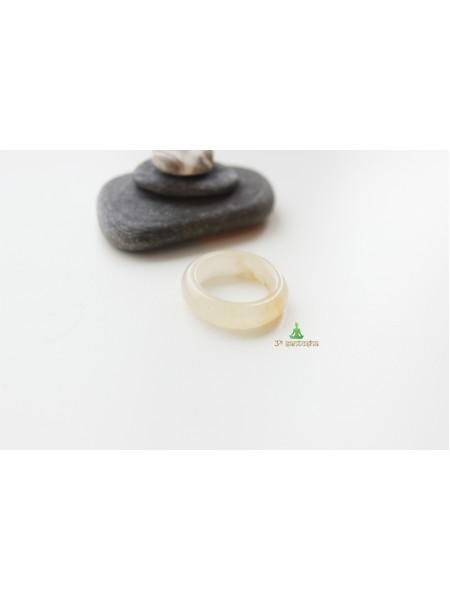 Кольцо из кальцита  (DF0006)