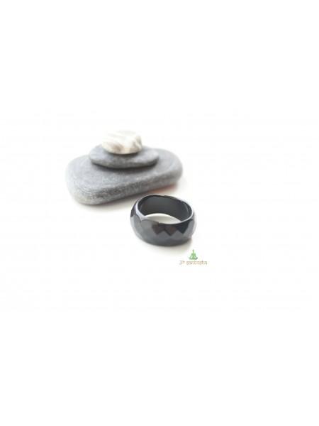 Кольцо из агата (DF0011)