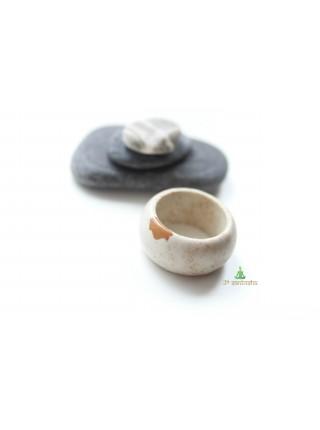 Кольцо из яшмы (DF0012)