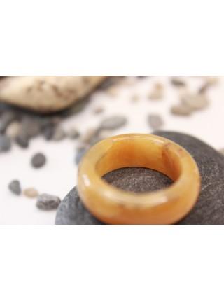Кольцо из кальцита   (DF0021) 9мм