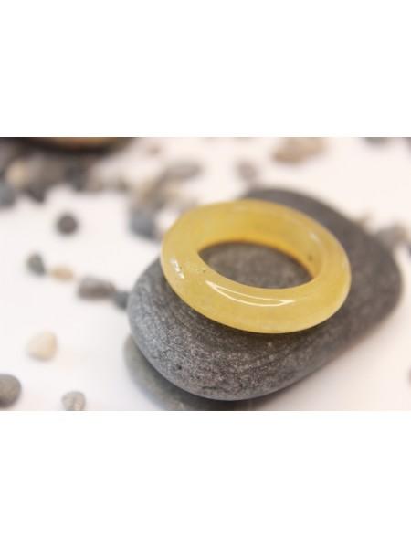 Кольцо из кальцита  (DF0022)