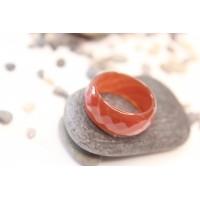 Кольцо из сердолика (DF0024) 9мм