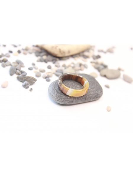 Кольцо из агата (KGS0020)