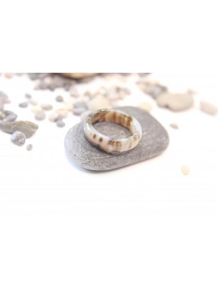 Кольцо из агата (KGS0021)