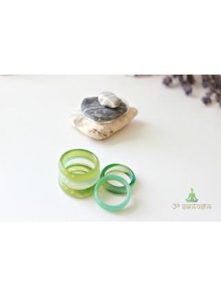 Кольцо из халцедона (KGS0030)