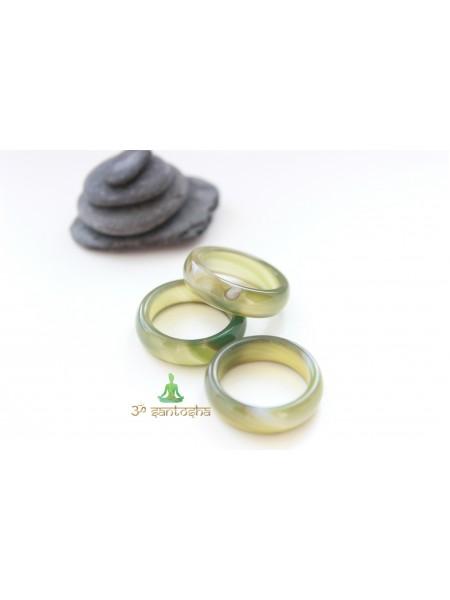 Кольцо из агата (KGS0118)
