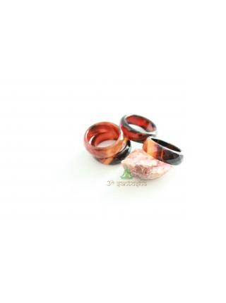 Кольцо из сардоникса (KL0056)