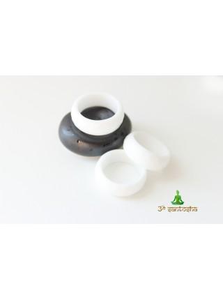 Кольцо из агата (тонированный) (KL0059)