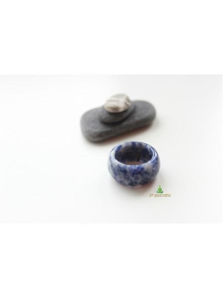 Кольцо из содалита (KL0076)