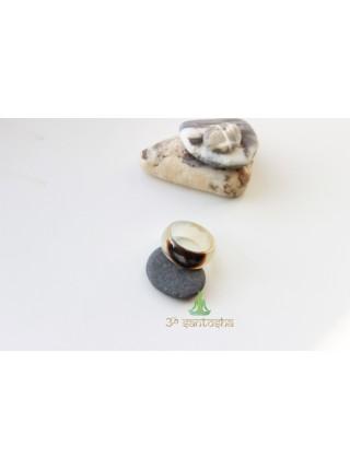 Кольцо из агата (KL0082)