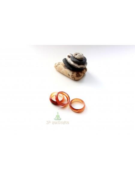 Кольцо из сардоникса (KOS0059)