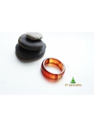 Кольцо из сардоникса (KOS0110)