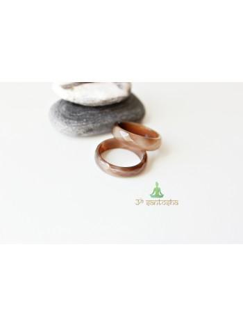 Кольцо из агата (KOS0122)