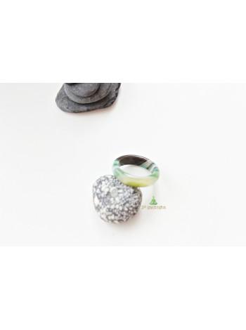 Кольцо из агата (KOS0141)