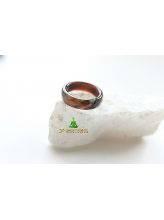 Кольцо из сардоникса (KOS0145)