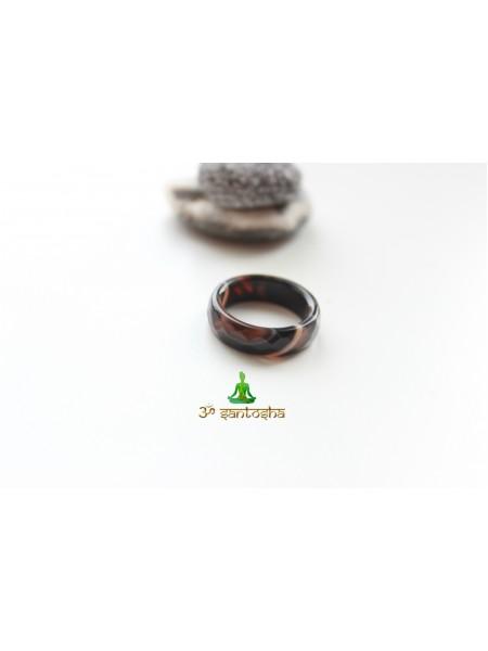 Кольцо из сардоникса (KOS0146)