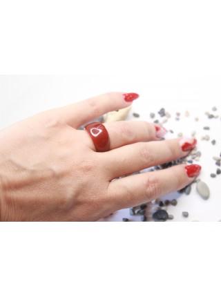 Перстень из сердолика (PR0001)
