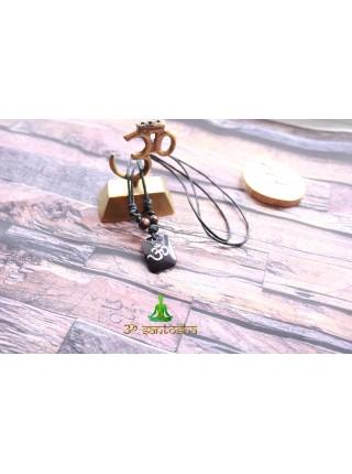 Кулон ОМ на шнурке (SH0095)
