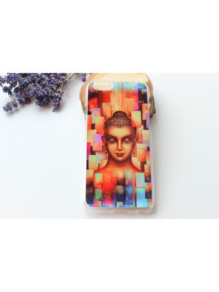 """Чехол для iPhone 6/6s """"Будда"""" (AK0072)"""