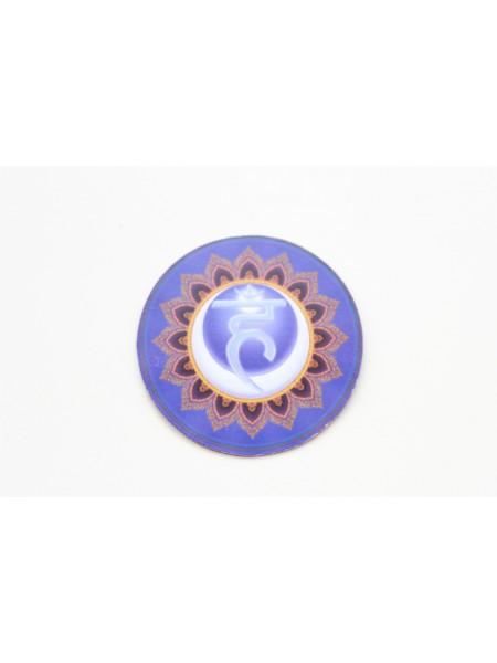 """Магнит Чакра """"Манипура"""" (AK0103)"""