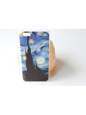 "Чехол ""Звездная ночь. Ван Гог""  iPhone 6/6s  (AK0127)"