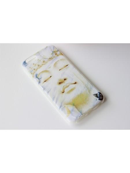 """Чехол мягкий """"Будда""""  iPhone 7  (AK0130)"""