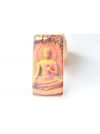 """Чехол мягкий """"Будда в медитации""""  iPhone 7 Plus  (AK0134)"""