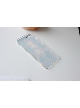 """Чехол мягкий """"Тара""""  iPhone 7 Plus  (AK0137)"""
