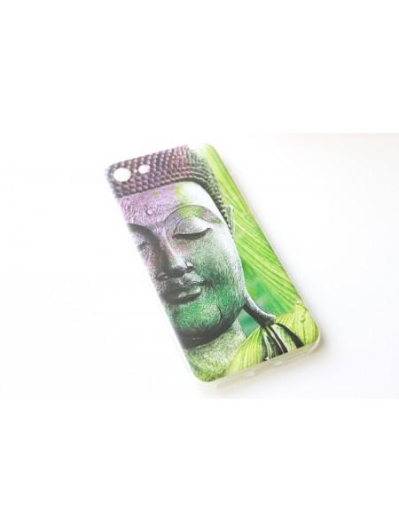 """Чехол мягкий """"Будда""""  iPhone 7  (AK0139)"""