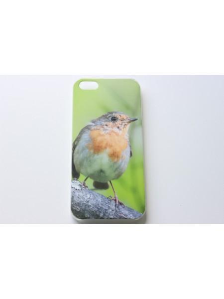 """Чехол """"Природа""""  iPhone 5/5s  (AK0145)"""