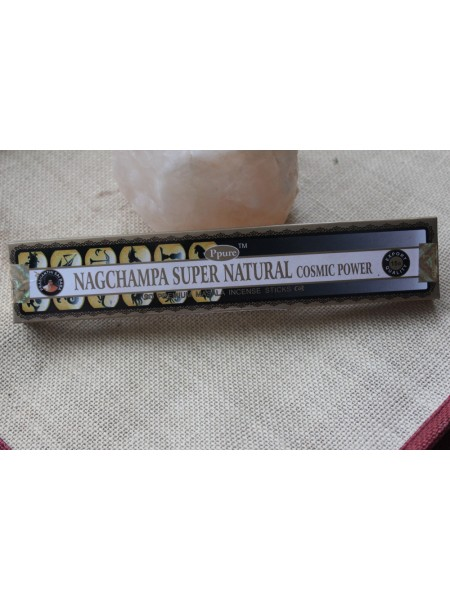 Благовония Ppure (на целебных травах) Super Natural аромапалочки уп - 15гр (AK0017)