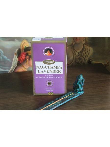 Благовония  Ppure Lavender аромапалочки уп 15гр (AK0030)