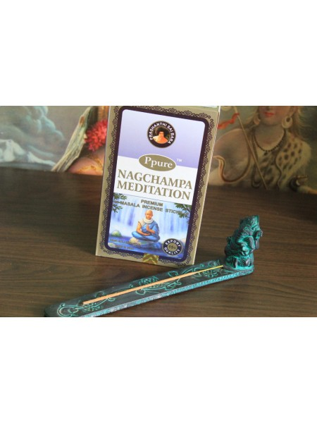 Благовония  Ppure Meditation аромапалочки уп 15гр (AK0031)