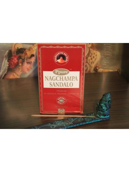 Благовония  Ppure Sandal wood уп 15гр (AK0032)