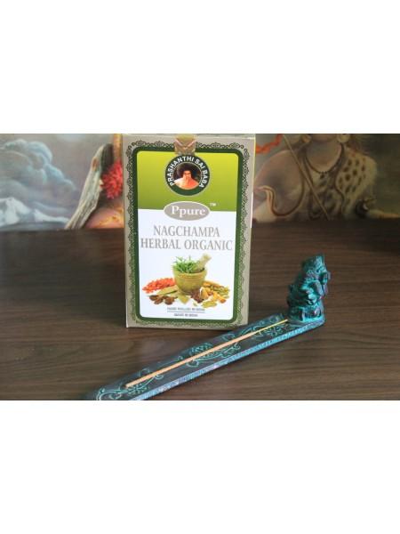 Благовония  Ppure Herbal Organic уп 15гр (AK0034)