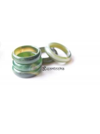 Кольцо из агата (KGS0002)