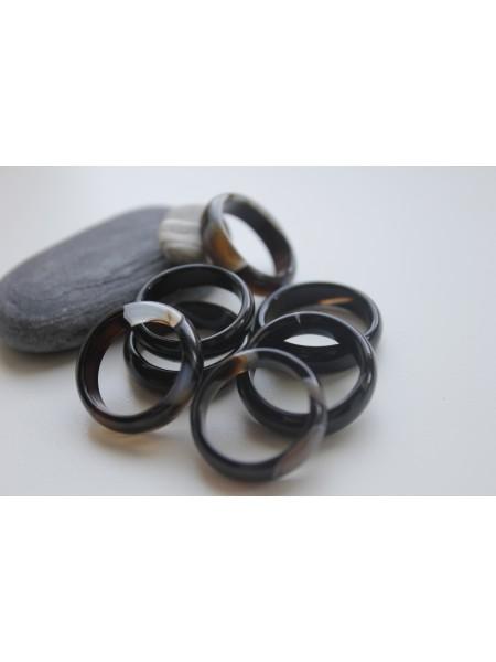 Кольцо из агата (KGS0003)